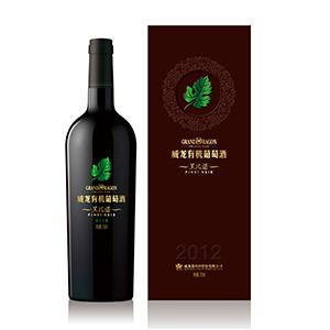 750ml×1×6·黑比诺有机葡萄酒礼盒2012