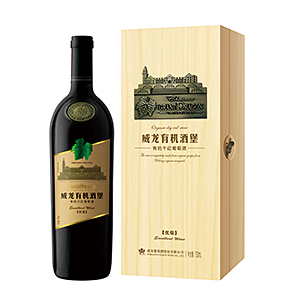 750ml×1×6·酒堡优级干红礼盒