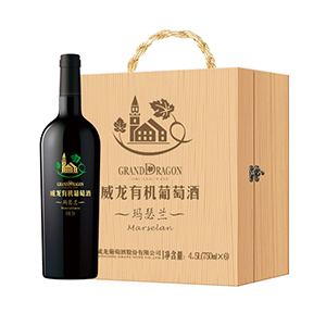 750ml×6×1·玛瑟兰有机葡萄酒