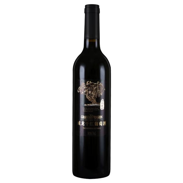 750ml×6·威龙西域老树干红葡萄酒